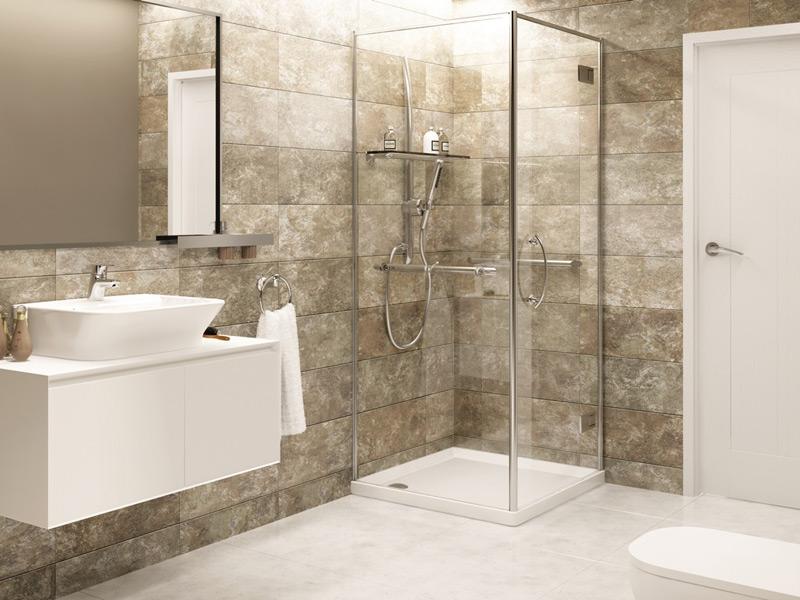 Decorative Bathroom Wall Panel
